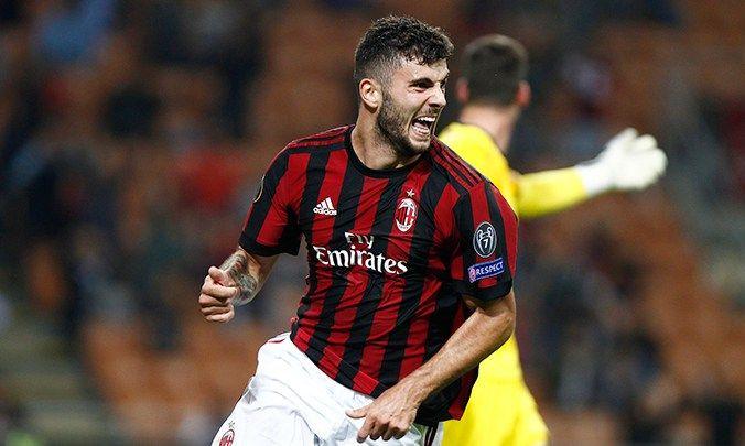 AC Milan forward Patrick Cutrone about Gennaro Gattuso