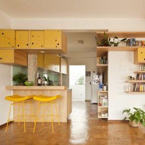 Apartment Apinagés  by Zoom Urbanismo