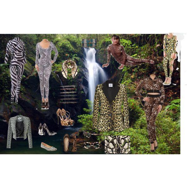 """Animal Prints"" by primadnd on Polyvore"