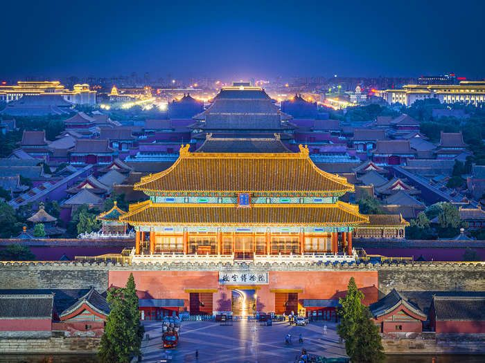 Take a nine-day tour of China and explore Beijing, Xian, and Shanghai with a high-flying trip from Intertrips.com.    The Itinerary  Day 1: Fly to Beijing  • Board your flight to Beijing   %0...