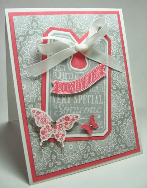 Stampin up chalk talk by lhs43 - Cards and Paper Crafts at Splitcoaststampers