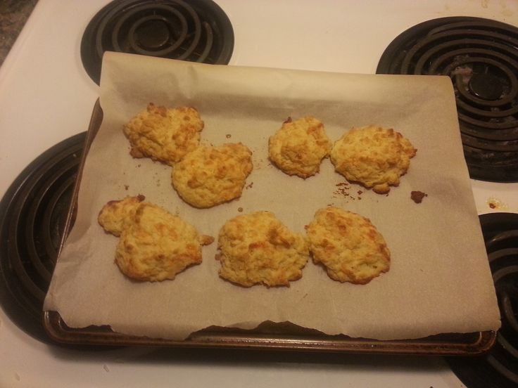 keto recipes   Tumblr--Red Lobster Cheddar Bay KETO Biscuits