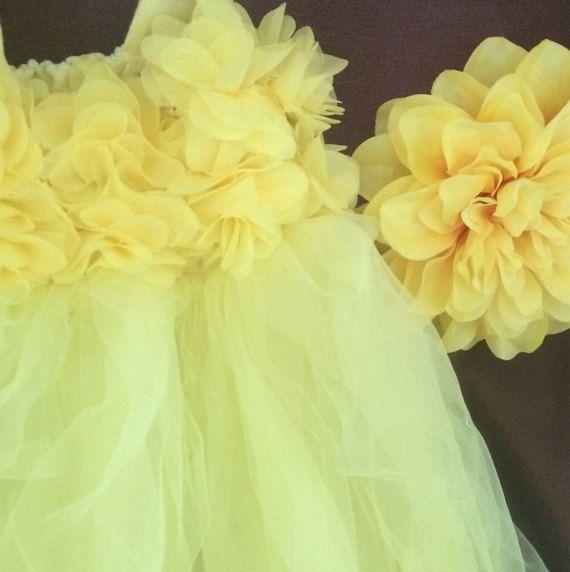 SALE dress girl summer dress baby summer dress by BazzyBears