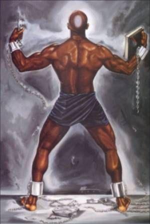 black artist paintings of men | Black Art Prints of Black Men