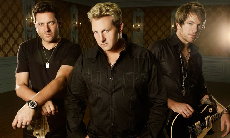 Audition for Rascal Flatts Music Video