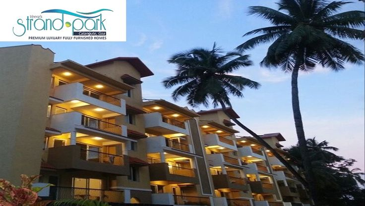 Veera Strand Park offers you fully furnished luxury Serviced Apartments with full household amenities seamlessly integrated into the design. With our serviced apartments we offer a lot more space and convenience than you would get in a hotel for the same price along with all the same great services as well .  #strandparkgoa #goaservicedapartments #resort #hotel #goa