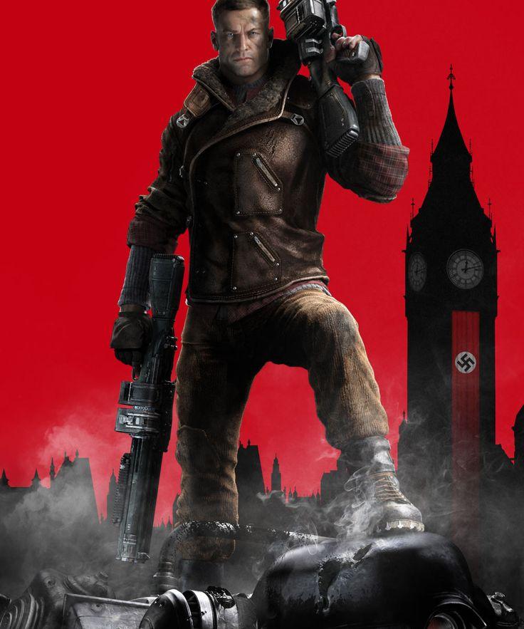 """Wolfenstein: The New Order """"William Joseph Blazkowicz"""""""