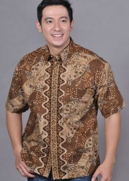 Eksklusif, elegan & tampil beda dengan #koko #batik