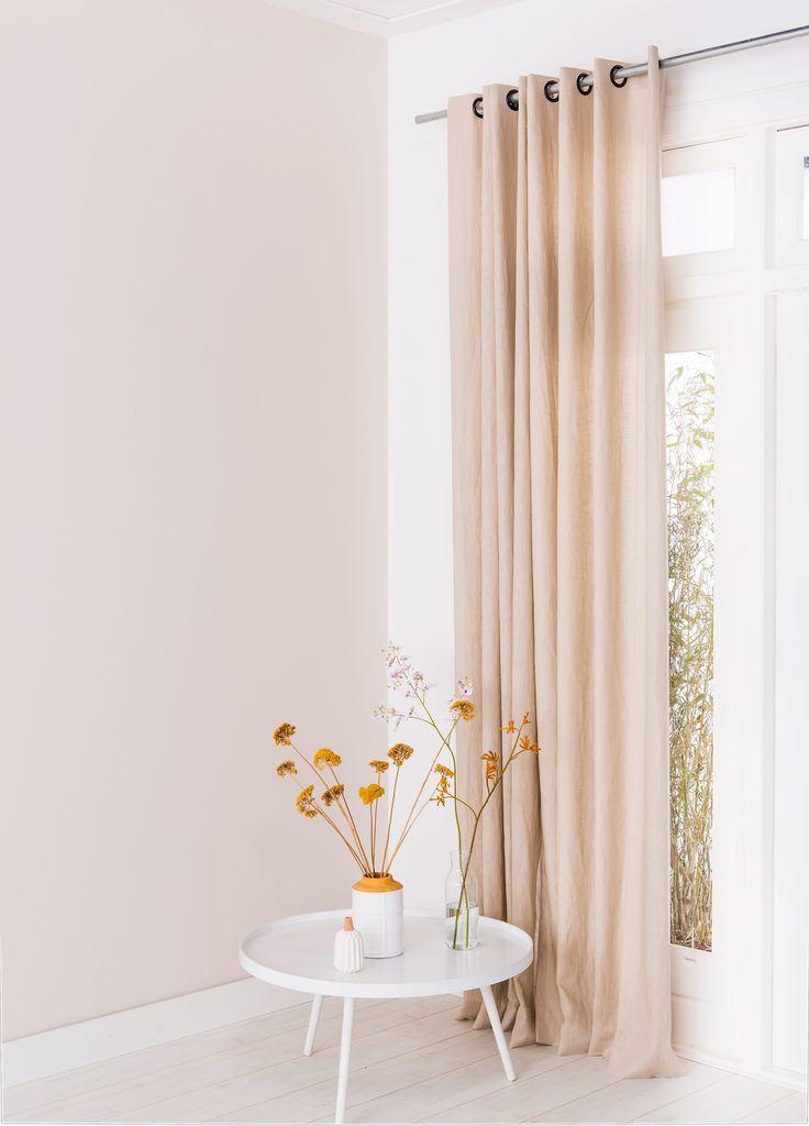 10 beste idee n over slaapkamer gordijnen op pinterest venstergordijnen woonkamergordijnen - Gordijnen interieur decoratie ...
