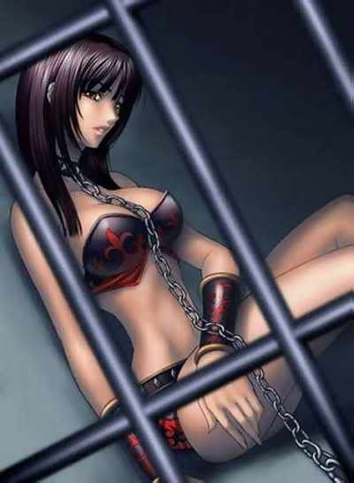 gallery anime bondage
