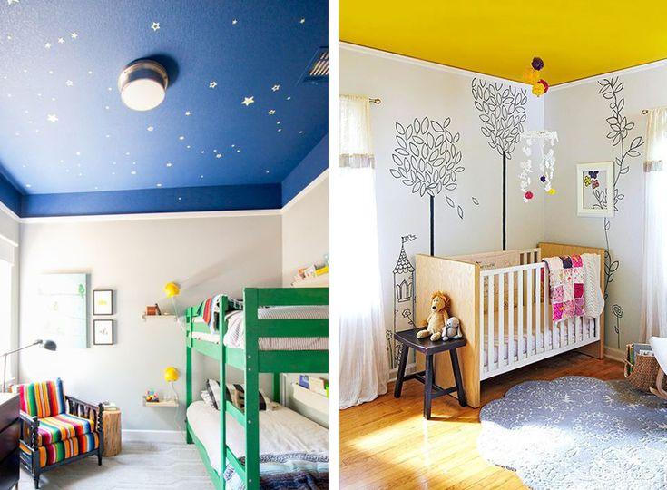 Oltre 25 fantastiche idee su Soffitti su Pinterest  Soffitto, Soffitti vassoio dipinto e ...