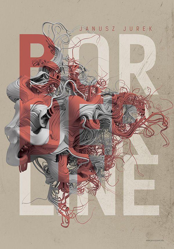 Generative / Borderline by  Janusz Jurek