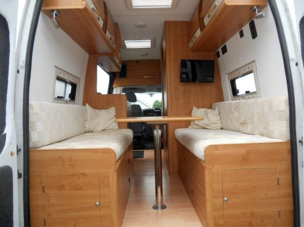 Diy conversion van interior diy van conversions new my sprinter van pinterest diy and Diy caravan interior design ideas
