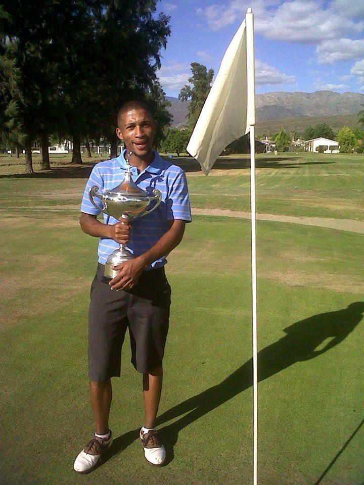 West Coast College student now Citrusdal Golf Club Champion.  Jonathan Fransman, Management Assistant N4 Student at Citrusdal Campus was crown as the Golf Champion for 2014.  Well done sir :) Image supplied by WCC.
