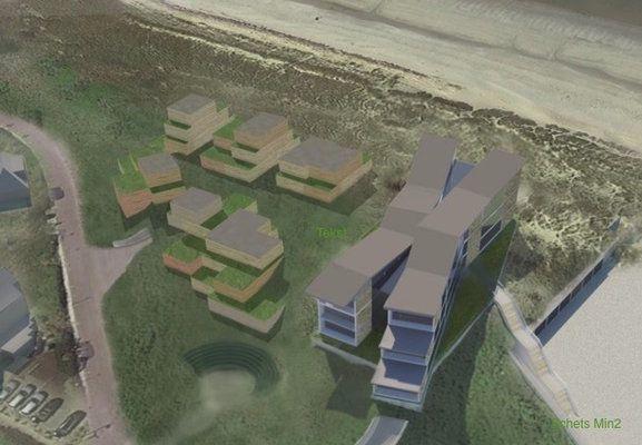 In Bergen aan Zee, een uniek en bijzonder kustdorp in de duinen zijn plannen om het direct aan zee gelegen landmark hotel Nassau Bergen te slopen. Er zijn grootschalige bouwplannen voor een hotelcomplex/conferentieoord en 20 recreatiewoningen met een dubbele parkeergarage op het onbebouwde duin.