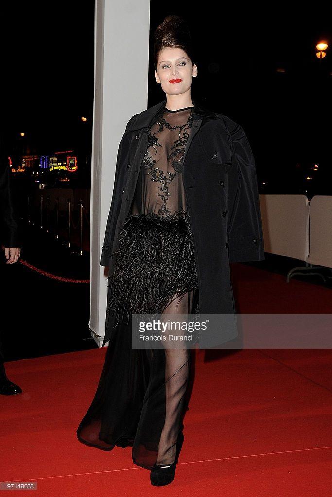 Photo d'actualité : Laetitia Casta attends the 35th Cesar Film Awards...