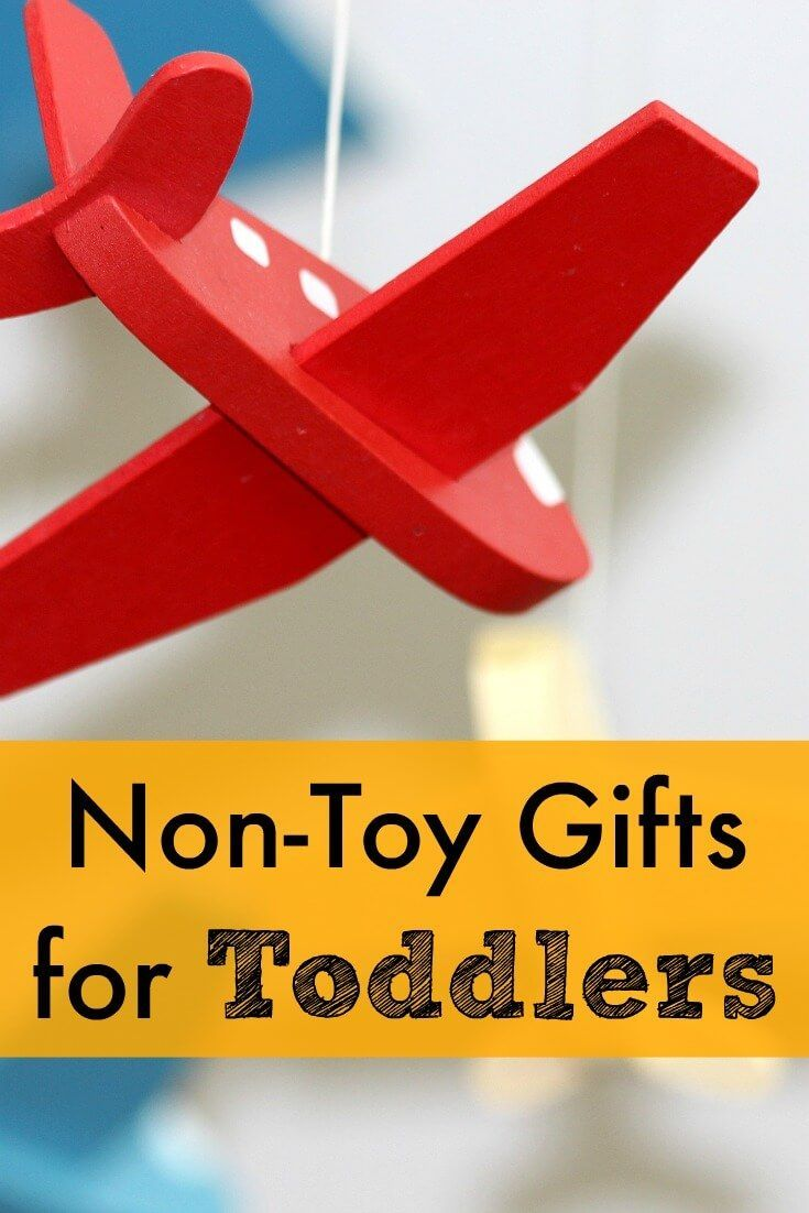 18 Non Toy Gifts For Toddlers With Images Toddler Gifts Non