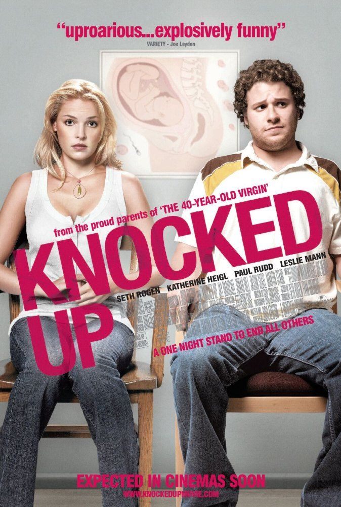 Knocked Up (Bluray)