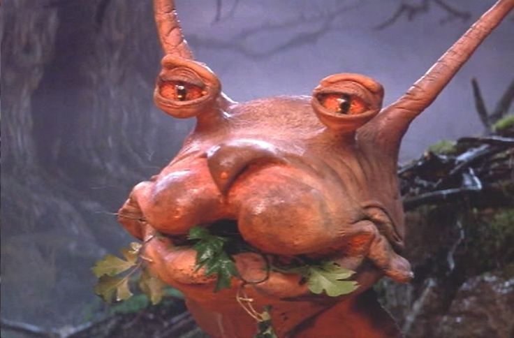 The Neverending Story muppets | The Racing Snail from The Neverending Story