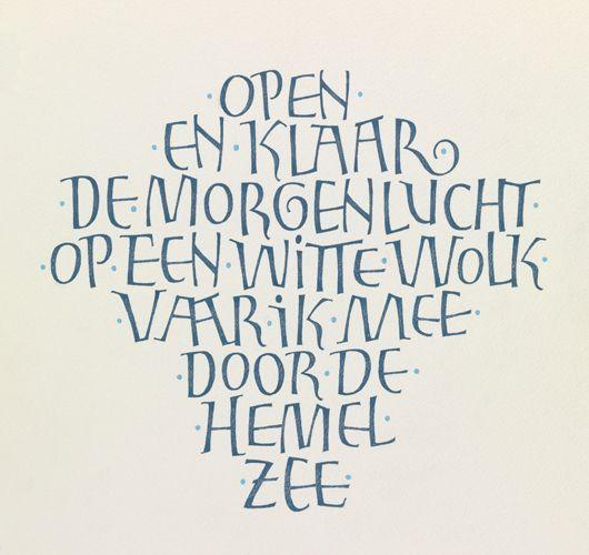 :: Liesbet Boudens Letters ::