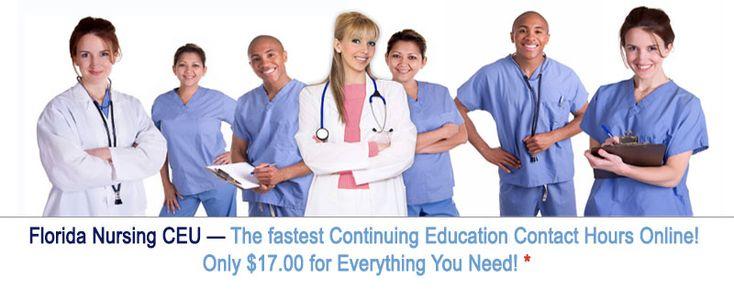 Florida Nursing CE Requirements | Florida Nurses CEU / In-Services Hours