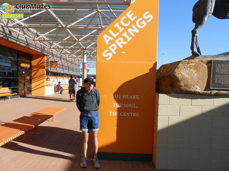 @ Alice Springs