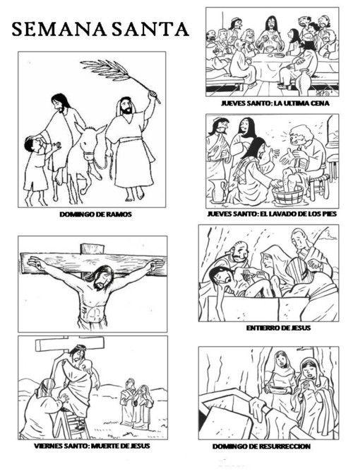 Imágenes para Semana Santa: Frases, Mensajes, Palabras y