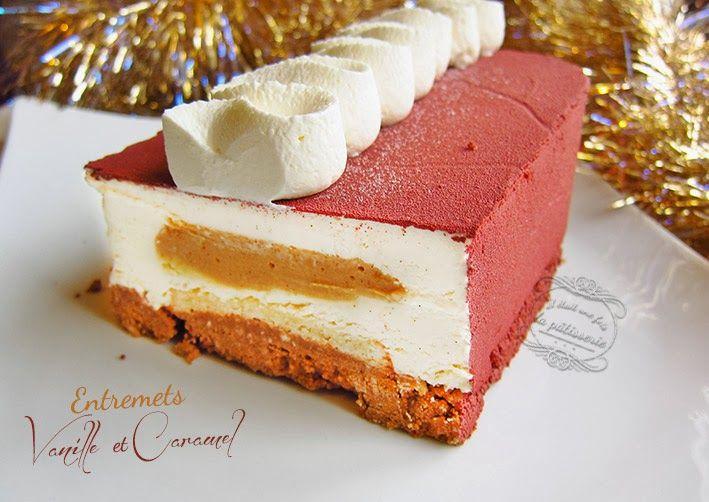 gâteau vanille et caramel cyril lignac