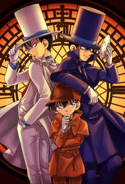 Detective Conan / Case Closed