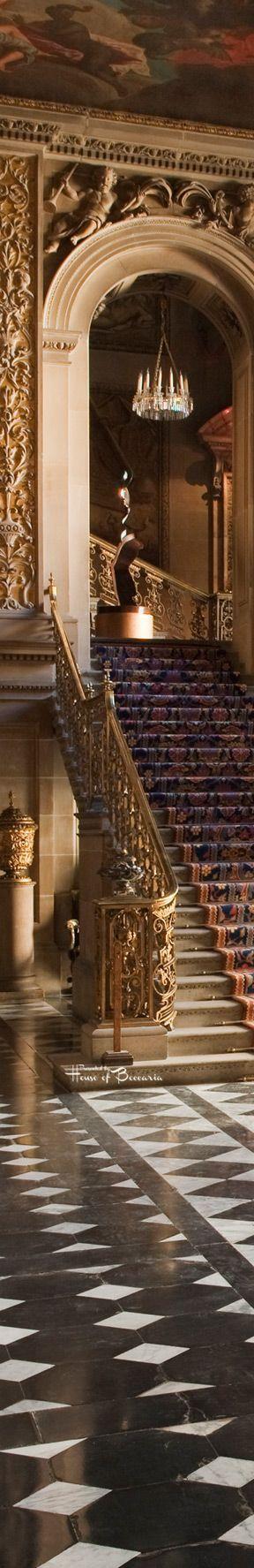 ~Chatsworth Estate, Debyshire, England location of Devonshire Manuscript | House of Beccaria#