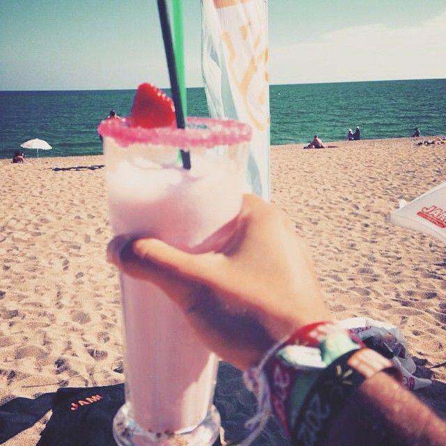 Cheers in Malgrat!