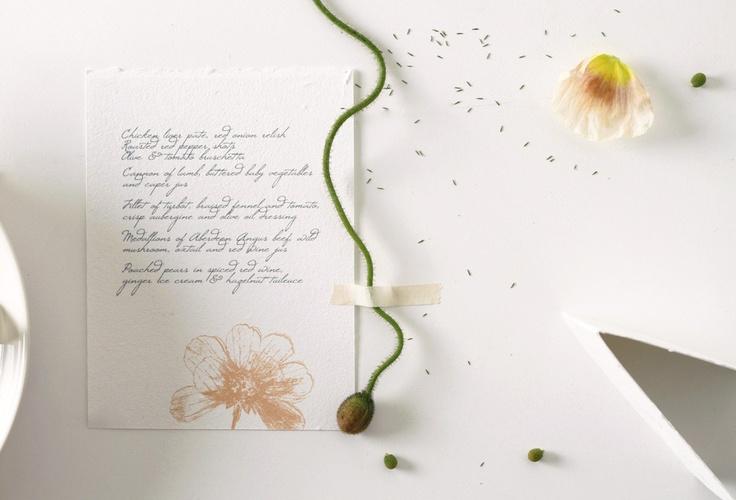 maytide-love and grow invitation suite-menu