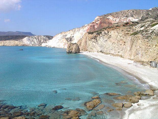 Οι καλύτερες παραλίες της Μήλου - Ταξίδι - STYLE   oneman.gr
