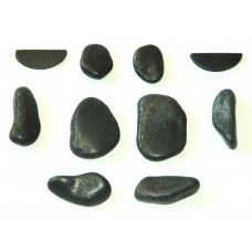 The shungite stones set for face SPA massages. All shungite stones in set for face are smooth and polished. Shungite stones can be used for healing face massage. Hot shungite stones relieves muscle fatigue also increases metabolism. This very simple procedure heals and soothes the nervous system, increases face blood circulation.