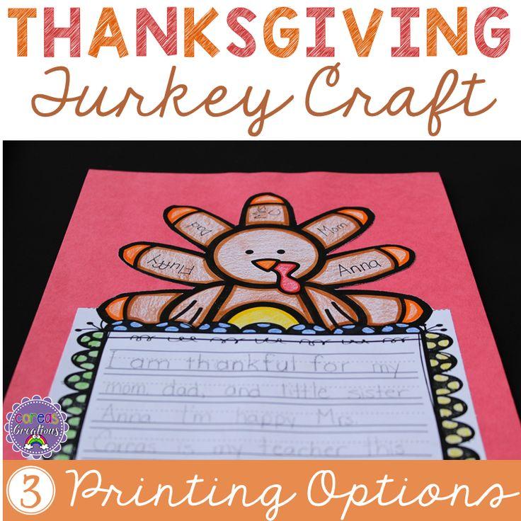 12 Quick Thanksgiving Videos for Kindergarten