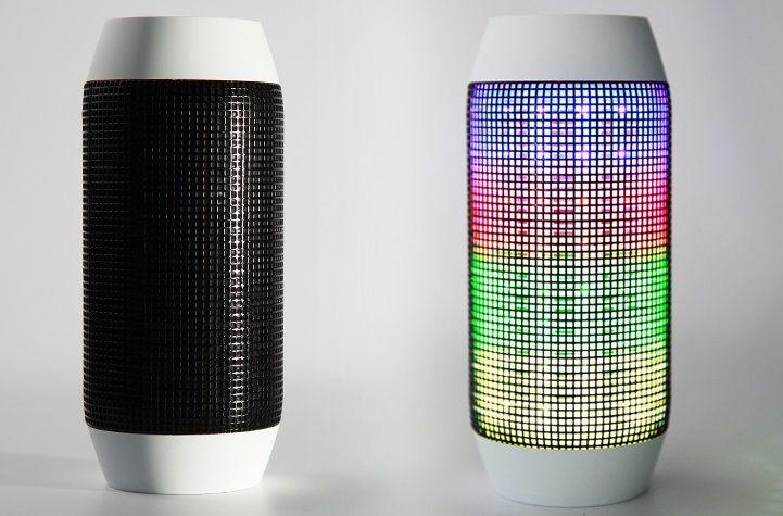 Best Bluetooth Speaker Waterproof Portable Outdoor Mini Column Box Loudspeaker Speaker Design for iPhone Xiaomi