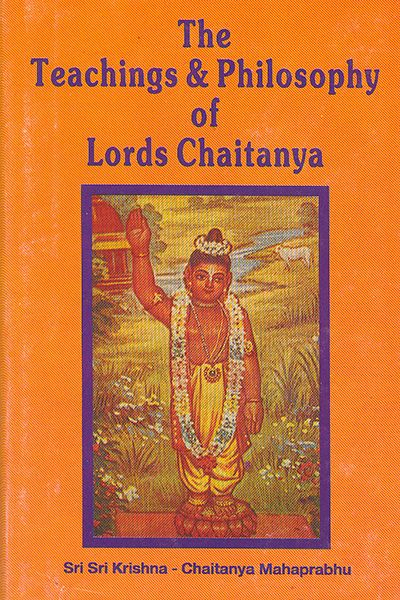 Buy religious book on the teachings and philosophy of lord chaitanya online at gaudiya mission