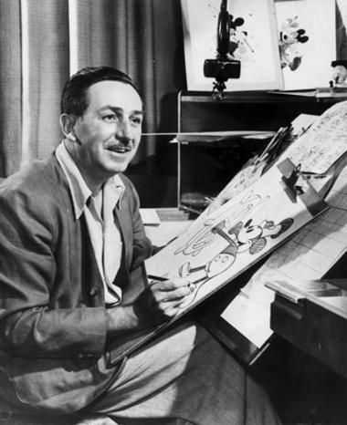 """Mousetalgia Jeff was not quoting the movie Babe, receiving a """"that'll do"""" was high praise from Walt Disney."""