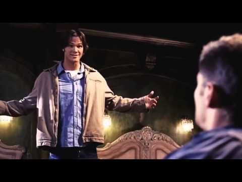 "Supernatural: ""Shake It Off"" credits by solskoln17 on youtube... hahahahaha so HILAROUS video ☜(⌒▽⌒)☞ BTW I really love that song & now I love it more ^_^ #Supernatural cast <3"