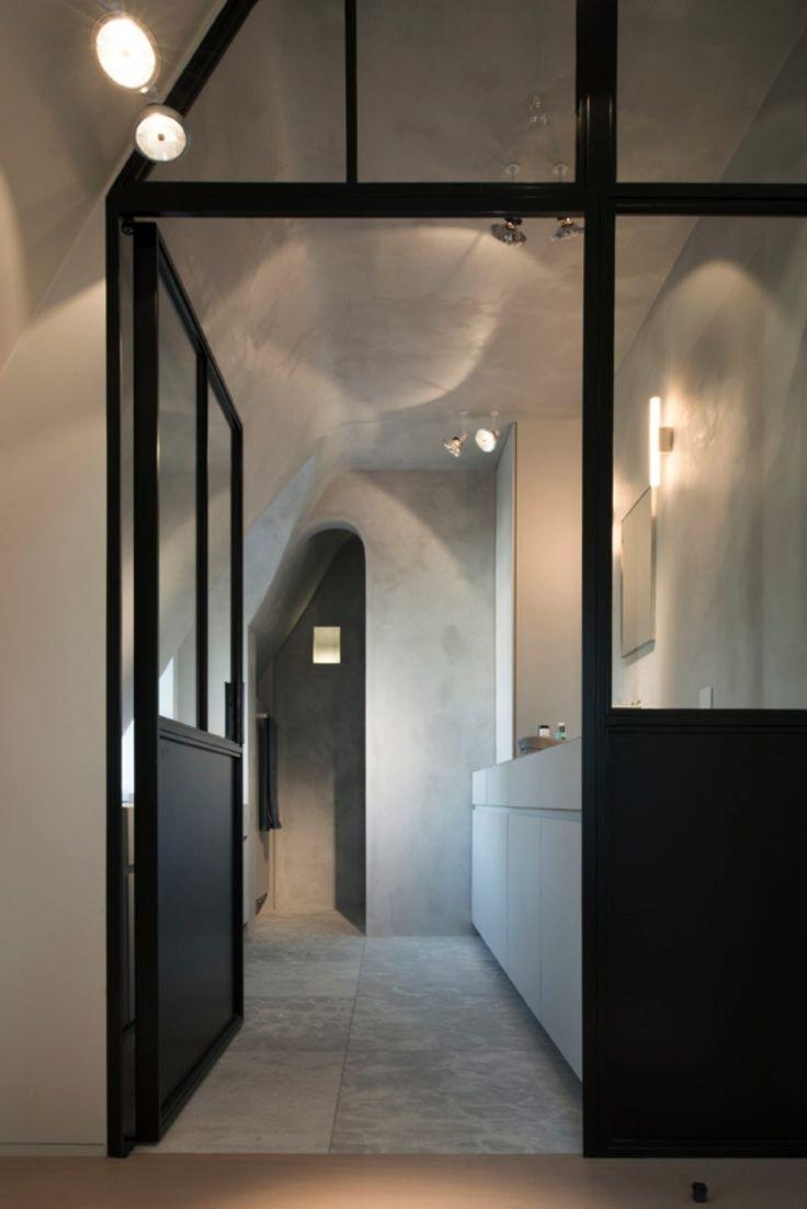 25 beste idee n over luxe badkamers op pinterest luxe badkamers droombadkamers en douches - Sfeer zen badkamer ...