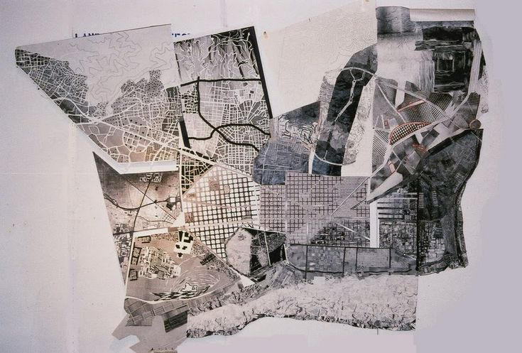 Colin Rowe CIUDAD COLLAGE