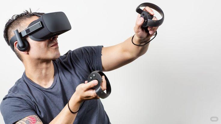 oculus-rift Realidad Virtual: ¿Inmersión o Falso mercadeo?