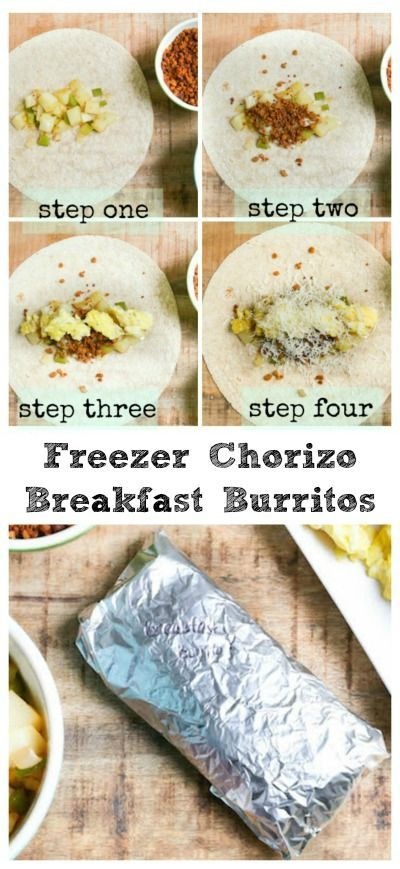 The 25 best chorizo breakfast ideas on pinterest chorizo and chorizo and potato breakfast burritos freezer friendly chorizo recipesspicy recipesmeal recipesdelicious recipesreal food forumfinder Image collections