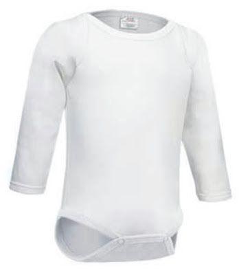 Sertext Camisetas Publicitarias Personalizadas: BODY DE BEBÉ MANGA LARGA