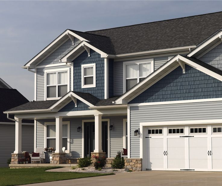 Exterior inspiration for the ATG&D Dream Home new home construction in Cambridge, WI. | All Things G&D