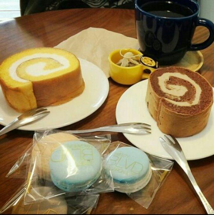 쉐즈롤, 서울시 마포구 서교동에 위치한 핫한 카페, 디저트 맛집의 맛깔나는 사진 310801