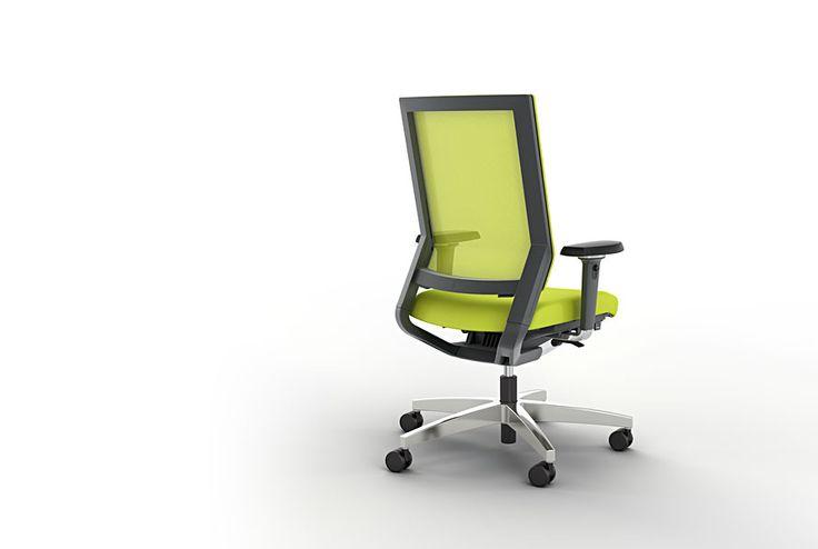 Bürostuhlserie impulse | 3dsmax + Vray