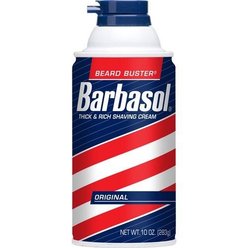 Barbasol Original Thick & Rich Shaving Cream for Men, 10 ...