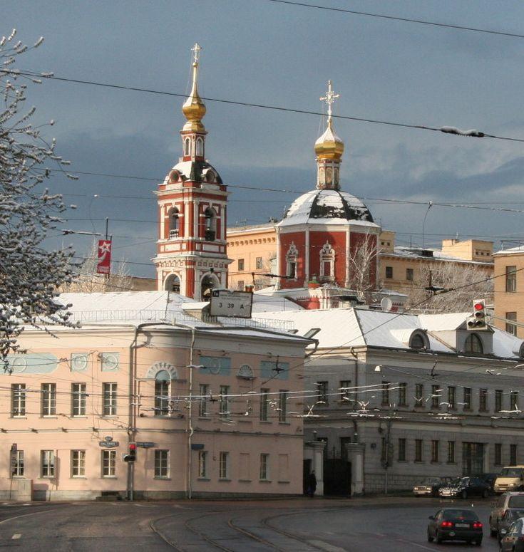 Моспешком - Ивановская горка и Хитровка