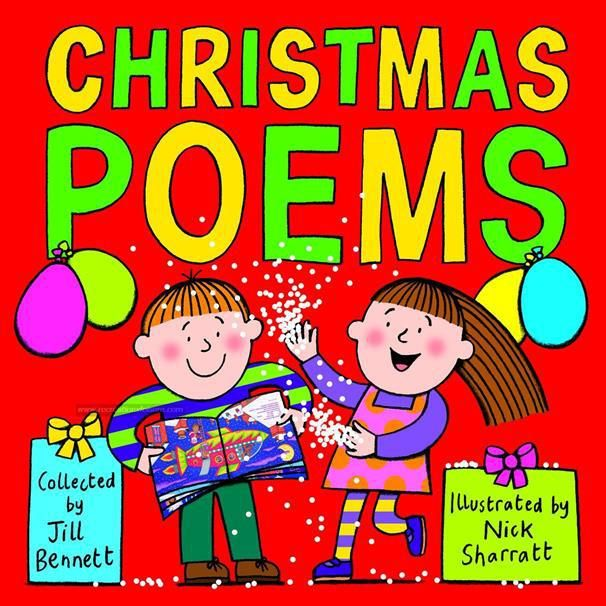 Short Cute And Funny Christmas Poems for kids